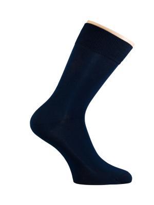 Носки мужские, с укрепленным мыском и пяткой Saphir. Цвет: черный, антрацитовый
