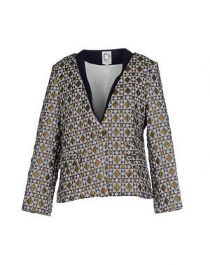 Пиджак DRESS GALLERY. Цвет: бронзовый