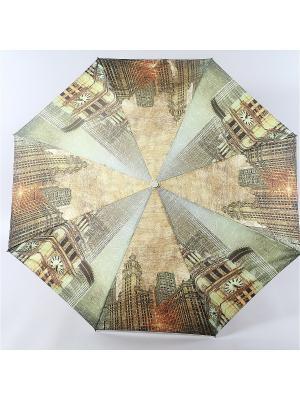 Зонт Zest. Цвет: серый,коричневый,бронзовый,темно-бежевый