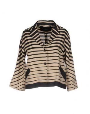 Пиджак TARA JARMON. Цвет: черный