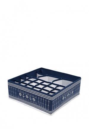 Система хранения для белья Homsu. Цвет: синий