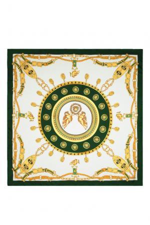Шелковый платок 160148 P.jovian. Цвет: разноцветный