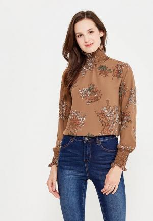 Блуза Tom Farr. Цвет: коричневый