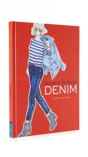 50 Ways to Wear Denim Books with Style