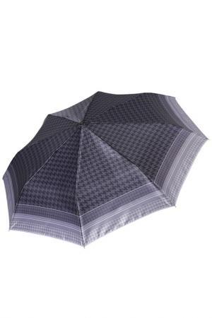 Зонт Fabretti. Цвет: серый
