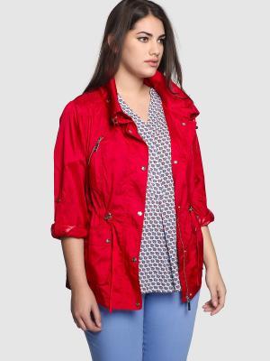 Куртка COUCHEL. Цвет: красный