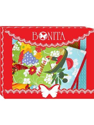 Набор аксессуаров BONITA. Цвет: голубой