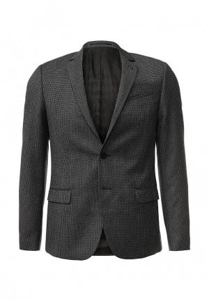 Пиджак Karl Lagerfeld. Цвет: серый