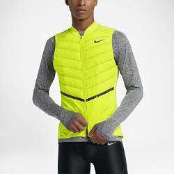 Мужской жилет для бега  AeroLoft Nike. Цвет: желтый