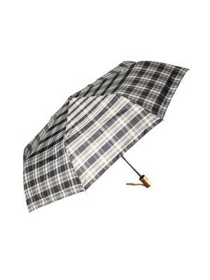 Зонт Mitya Veselkov. Цвет: черный, желтый