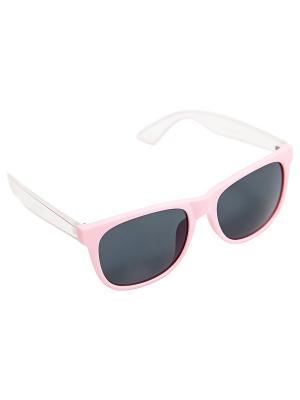 Солнцезащитные очки Kameo-bis. Цвет: черный, розовый, белый