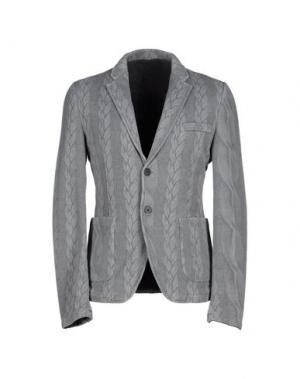 Пиджак HOTEL. Цвет: серый