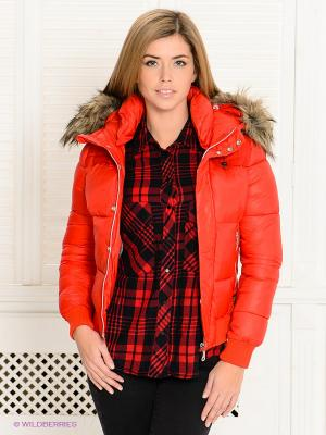 Куртка G-STAR RAW. Цвет: красный