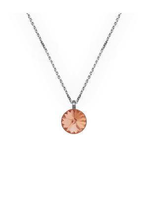 Ожерелье NAVELL. Цвет: светло-оранжевый