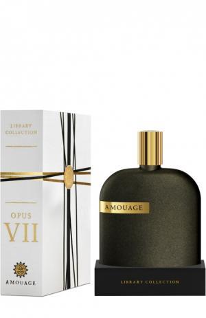 Парфюмерная вода Opus VII Amouage. Цвет: бесцветный