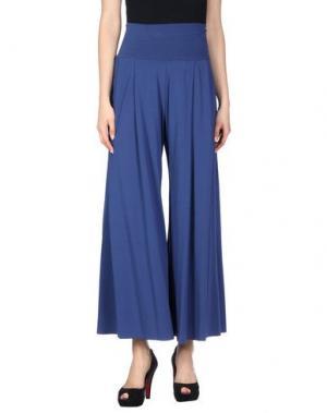 Повседневные брюки STEPHAN JANSON. Цвет: синий