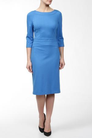 Платье M.Reason. Цвет: синий