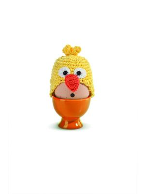 Чехол для яиц Egg Bandit Donkey. Цвет: оранжевый, желтый