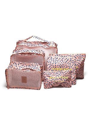 Органайзеры для багажа Homsu. Цвет: оранжевый