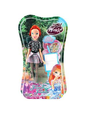 Кукла Winx Club WOW Лофт Блум. Цвет: рыжий