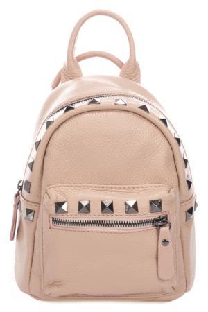 Backpack Massimo castelli. Цвет: pink
