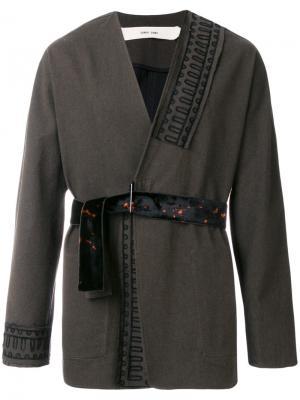 Пиджак Jergo Damir Doma. Цвет: коричневый