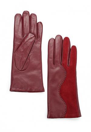Перчатки Eleganzza. Цвет: бордовый