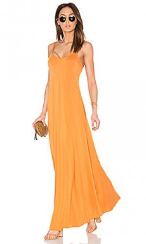 Платье gilley Rachel Pally. Цвет: оранжевый
