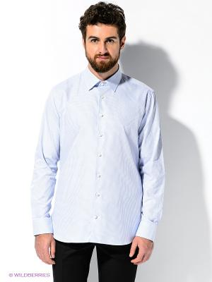 Рубашка ARROW. Цвет: голубой
