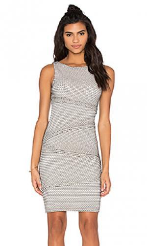Платье gobi desert Bailey 44. Цвет: черный