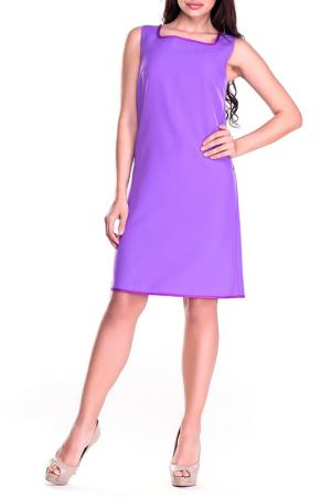 Платье-сарафан REBECCA TATTI. Цвет: светло-фиалковый