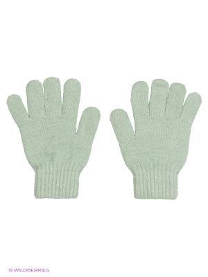 Перчатки Shapkoff. Цвет: бирюзовый