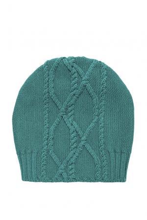 Шапка 138736 Sweet Sweaters. Цвет: зеленый