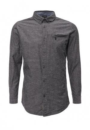 Рубашка Nisko. Цвет: серый
