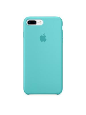 Чехол (клип-кейс) Apple для iPhone 7 Plus MMQY2ZM/A голубой. Цвет: бирюзовый
