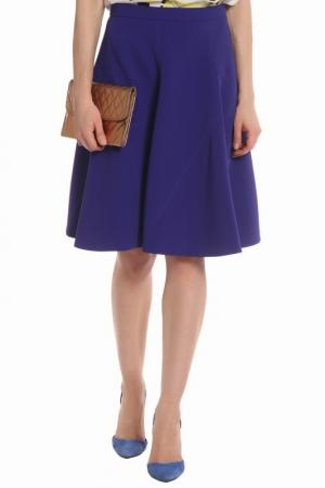 Юбка Versace. Цвет: violet, red