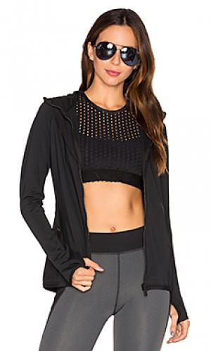 Куртка apline ALALA. Цвет: черный