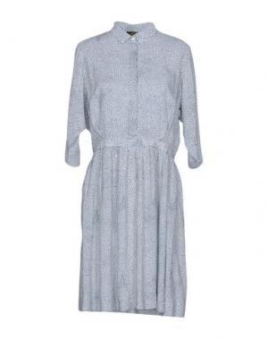 Короткое платье LE MONT ST MICHEL. Цвет: белый