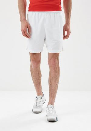 Шорты спортивные Wilson. Цвет: белый