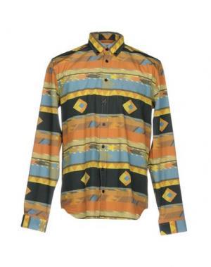 Pубашка LIBERTINE-LIBERTINE. Цвет: желтый