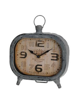 Часы настенные Mitya Veselkov. Цвет: серый