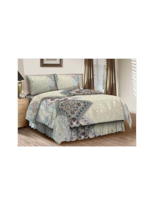 Комплект 1,5-спальный бязь ЭГО. Цвет: бежевый, серый