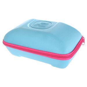 Футляр для маски  Goggles Case Hardcastle Blue Von Zipper. Цвет: голубой