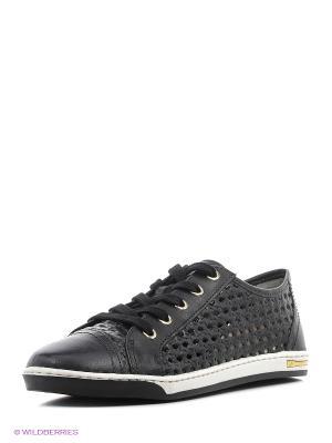 Ботинки Cravo&Canela. Цвет: черный
