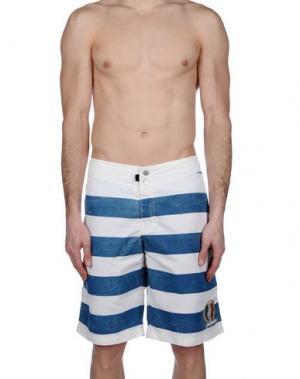 Шорты для плавания RRD. Цвет: синий