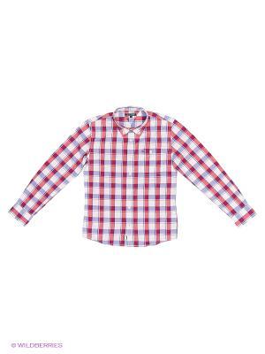 Сорочка Tommy Hilfiger. Цвет: красный
