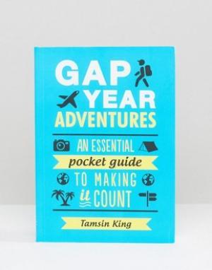 Books Книга Gap Year Adventures. Цвет: мульти