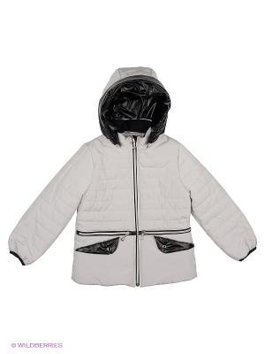 Куртка Артус. Цвет: светло-серый