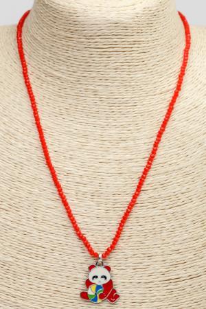 Кулон SOFIPOLI. Цвет: красный
