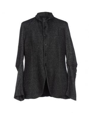 Пиджак NERO INK. Цвет: стальной серый